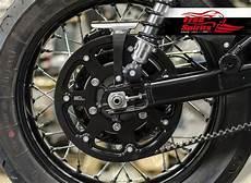 courroie de transmission transmission par courroie pour triumph bonneville t120 noir