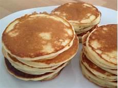 Original Amerikanische Pancakes Die Besten Die Ich Je