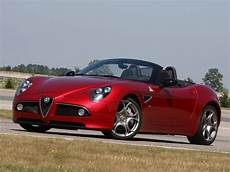 Alfa Romeo 8c Spider Specs Photos 2008 2009 2010