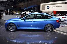 Bmw 3 Series Gt Lci As 335d With M Package In Estoril Blue