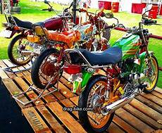 Modif Rx King Simple by 60 Foto Gambar Modifikasi Rx King Modif Keren Air Brush