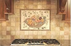 Tile Murals For Kitchen Backsplash 14 Stunning Ceramic Tile Murals For Kitchen Backsplash