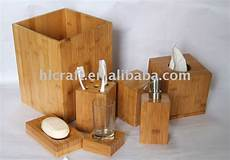 Bad Accessoires Bambus - bambou salle de bains accessoires lots de salle de bain id