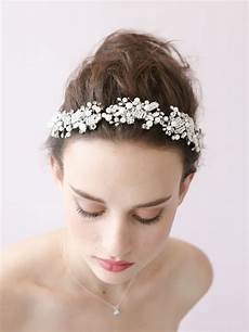 Flower Hairstyles With Tiara