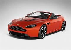 Aston Martin V12 Vantage Roadster Revealed  6SpeedOnline