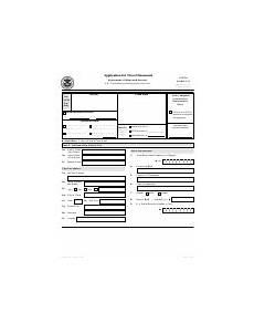 form i 131 application for travel document printable pdf download
