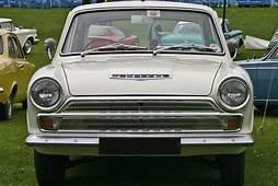 Avengers In Time 1962 Cars Ford Cortina MK I