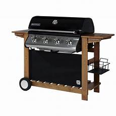 barbecue a bois leroy merlin