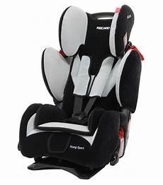 recaro sport recaro sport car seat black silver ex showroom