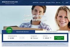 bank of scotland kredit test und erfahrungen 01 2020
