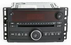saturn 2006 2007 vue ion am fm cd player radio w aux mp3