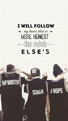 Bts Iphone Wallpaper Quotes by My Favorite Bts S Quotes Bts3years K Pop Amino
