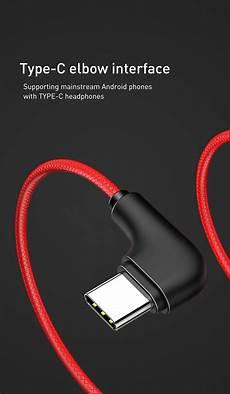Baseus Gamo Wired Earphone Hifi by Original Baseus Gamo C15 Type C Earphone Hifi Stereo Wired