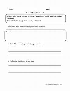 printable poetry worksheets for middle school 25329 19 best images of poetry terms 5th grade worksheets high school poetry terms worksheet 3rd