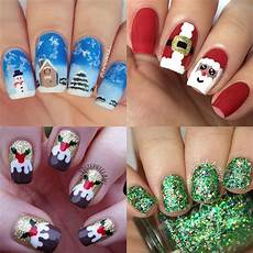the best christmas nail art ideas photo 1