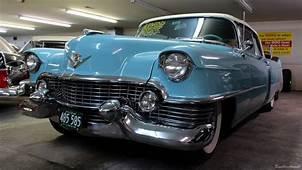 1954 Cadillac Eldorado Convertible At Country Classic Cars