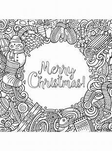 n de malvorlage weihnachten erwachsene merry