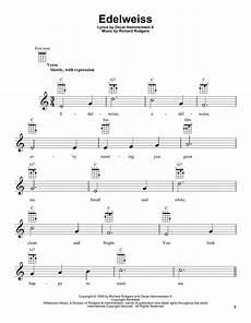 edelweiss sheet music direct