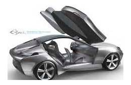 Low Slung Eco Cars  Fisker Karma