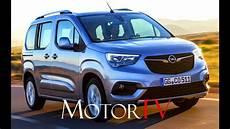 New 2018 Opel Combo L Trailer