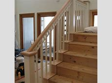 Staircase Railing Replacement   croselemke.com   Staircase