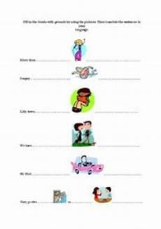 present simple tense likes and dislikes esl worksheet by tarbaby