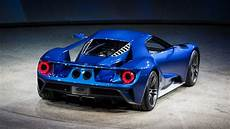 Ford Gt 2016 - the new ford gt is a 600 horsepower turbo carbon