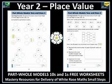place value worksheets tes 5289 place value year 2 part whole models 10s and 1s free worksheets teaching resources
