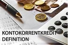 kontokorrentkredit definition und berechnung der zinsen
