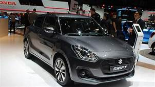 New Maruti Suzuki Swift Launched At Auto Expo 2018  News