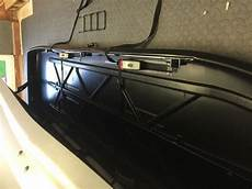 thule vision 850 roof box in bedworth warwickshire
