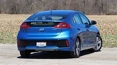 2018 Hyundai Ioniq In Hybrid Test Drive Review