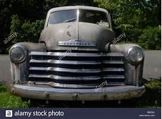 amerikanische up eine alte amerikanische up truck stockfoto bild