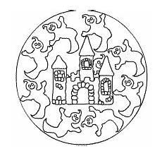 Ausmalbilder Herbst Mandalas Herbst Mandala Im Kidsweb De Ausmalbilder