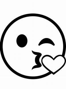 emojis zum ausdrucken vorlagen zum ausmalen gratis