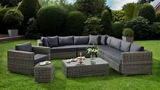 Polyrattan Lounge Set - baidani loungeset 187 celebration 171 25 tgl ecklounge sessel