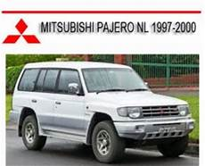 hayes auto repair manual 2000 mitsubishi pajero auto manual mitsubishi pajero nl 1997 2000 workshop service repair manual