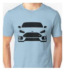 ford focus t shirts redbubble