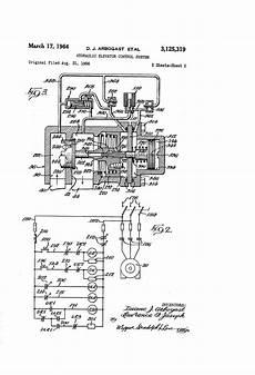 patent us3125319 hydraulic elevator control system patents