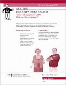 chronic obstructive pulmonary disease copd resources the lung association