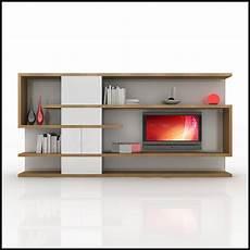 Modern Design Tv Wall Units
