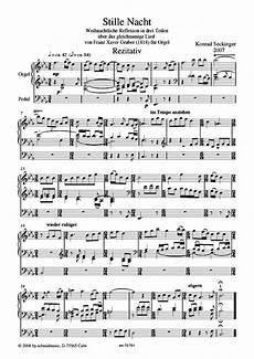 stille nacht orgel konrad seckinger reflexion in