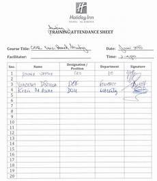 ceb meeting attendance sheet