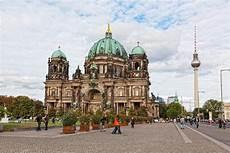 Berlin Allemagne Cath 233 Drale De Berlin La Plus Grande