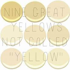 is yellow the new neutral