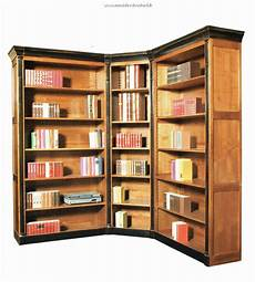 Meuble Bibliothèque D Angle Biblioth 232 Que D Angle Biblioth 232 Que Merisier Louis Philippe