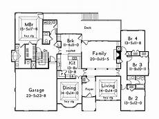 house plans lafayette la lafayette sunbelt ranch home plan 053d 0050 house plans