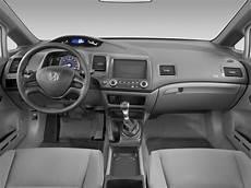 image 2008 honda civic sedan 4 door man dx dashboard
