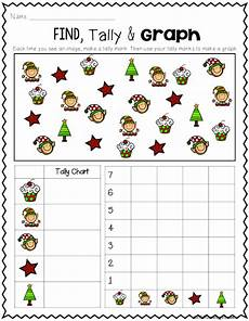 primary chalkboard freebie find tally graph christmas