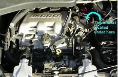 2001 Oldsmobile Silhouette Heater Hose Diagram